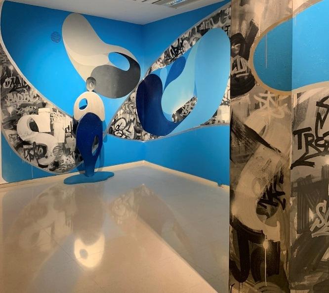 La Sala Josep Uclés del Centre Cultural El Carme reobre l'exposició 'Recién Pintado'