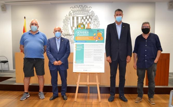 Badalona destina 2,5 milions d'euros a pal·liar l'impacte econòmic de la crisi sanitària en les persones més grans amb ajudes per fer front al pagament dels rebuts d'aigua, gas i llum