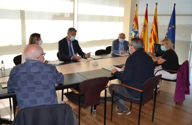 L'alcalde de Badalona vol enllestir el Pla de reactivació econòmica i social de la ciutat abans de finals d'any