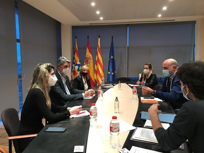 L'Ajuntament de Badalona i Forquilla Badalona treballaran conjuntament per afavorir la restauració a la ciutat