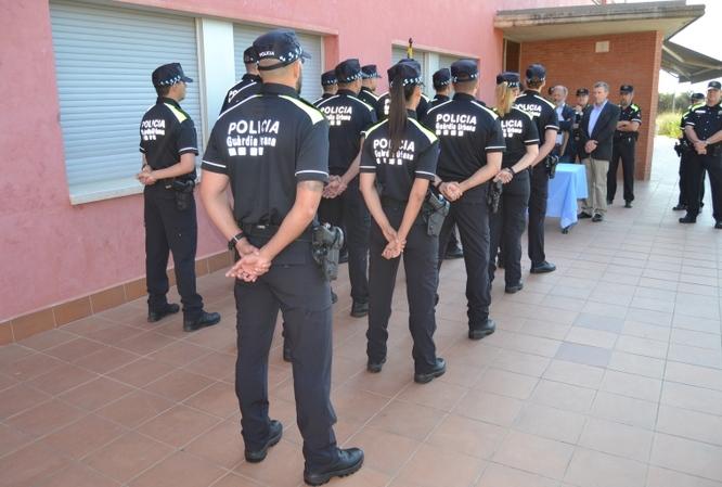 Oberta la convocatòria per a la incorporació de 26 nous agents de la Guàrdia Urbana de Badalona
