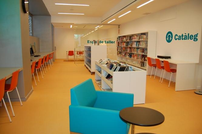 La Xarxa Municipal de Biblioteques de Badalona amplia a partir d'avui dimarts els seus serveis després de la modificació de les mesures sanitàries del brot de la pandèmia