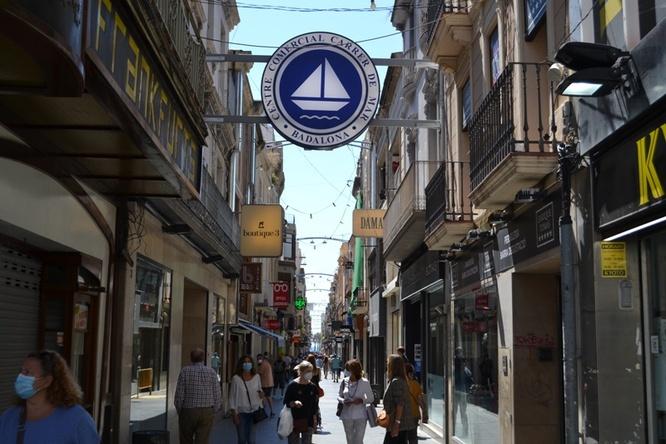 Els establiments comercials de Badalona podran obrir el 8 de desembre