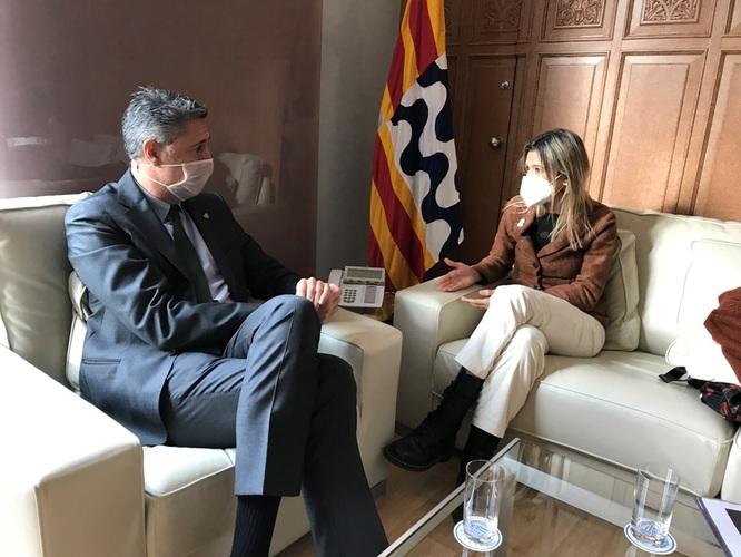 L'Ajuntament de Badalona i l'Ajuntament de Santa Coloma constituiran una taula politicotècnica per establir unes ordenances i taxes municipals similars