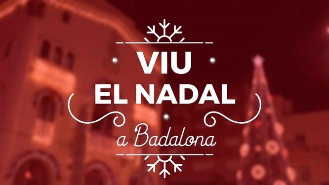 L'Ajuntament de Badalona llença una campanya per donar suport i fomentar el consum en el comerç i la restauració local durant les festes de Nadal