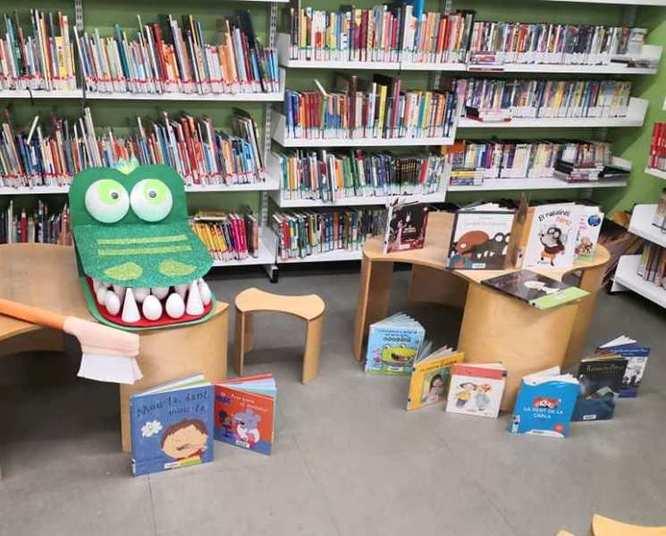 Avui dilluns reobre la Biblioteca Pomar de Badalona després de les obres de millora