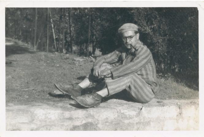 Presentació del llibre de Josep Borràs Història de Mauthausen. Els cinc anys de deportació dels republicans espanyols