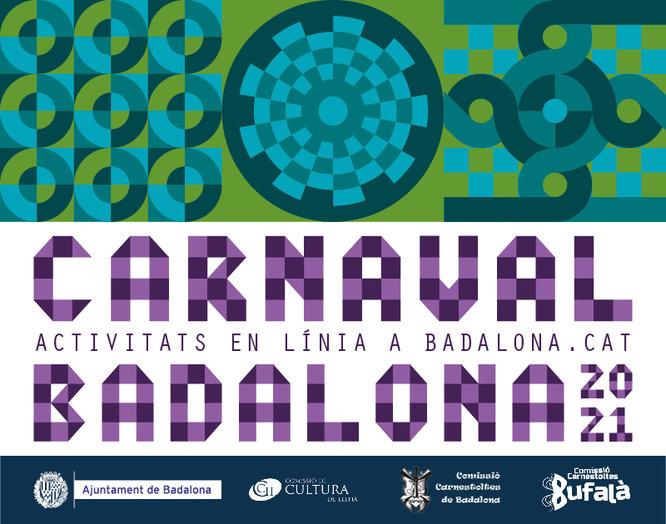 Badalona podrà gaudir del Carnaval 2021 amb un programa d'activitats en línia