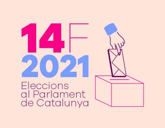 Resultats provisionals a Badalona de les eleccions al Parlament de Catalunya 2021