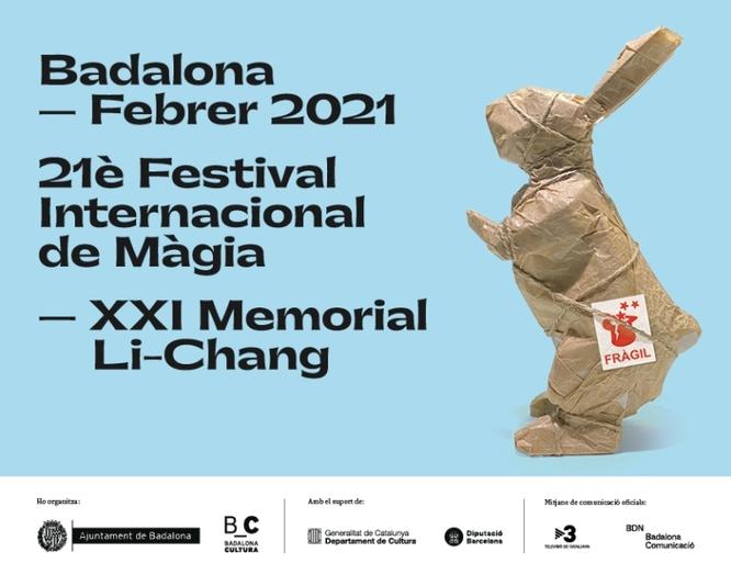 El Festival Internacional de Màgia de Badalona–Memorial Li-Chang clou la 21a edició exhaurint entrades en tots els espectacles