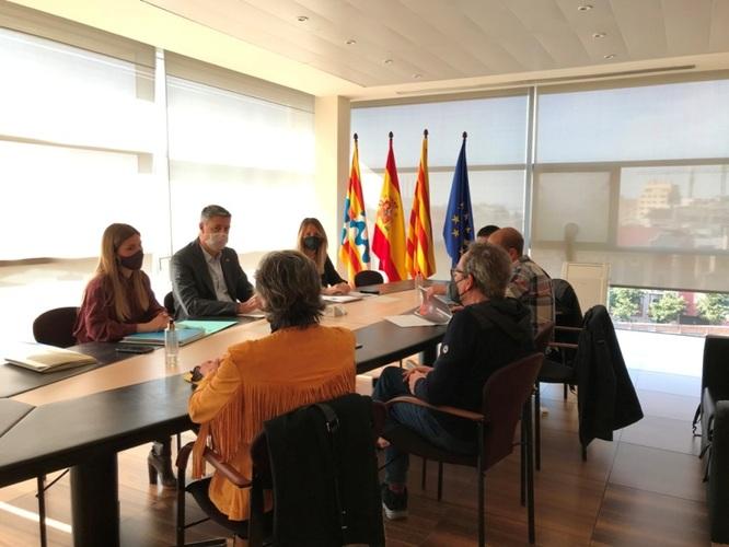 L'Ajuntament de Badalona i les entitats culturals de la fàbrica Mobba arriben a un acord per traslladar-se a una ubicació alternativa