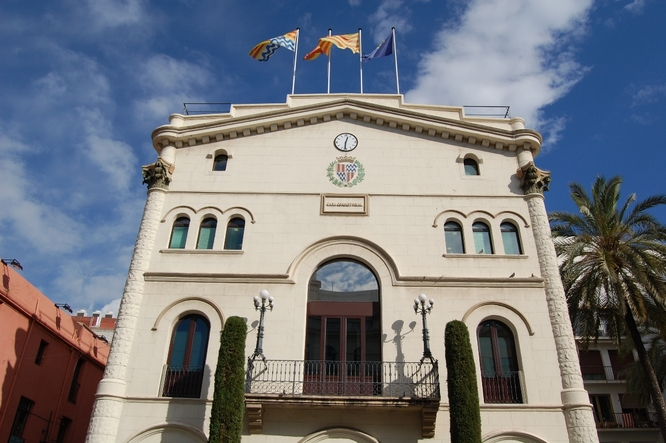 Dimarts, 16 de març, sessió extraordinària del Ple de l'Ajuntament de Badalona