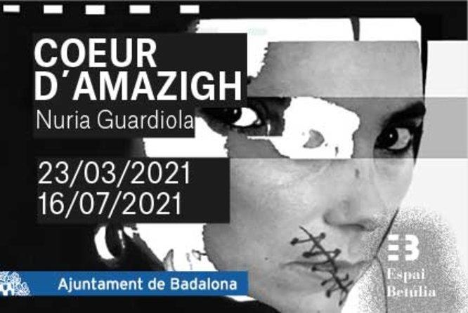 L'Espai Betúlia acull la mostra pictòrica Coeur d'Amazigh de Nuria Guardiola