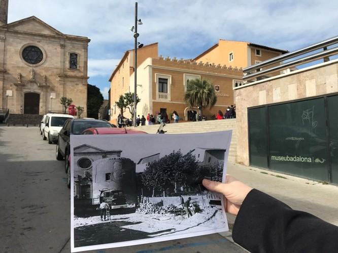 El Museu proposa per als dies de Setmana Santa el concurs fotogràfic Rodant per Badalona