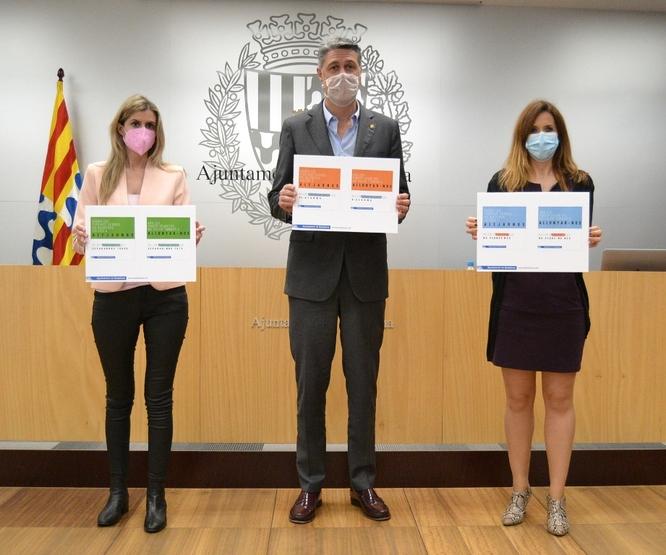 Badalona inicia una campanya per sensibilitzar la ciutadania que cal mantenir les mesures sanitàries després que finalitzi l'estat d'alarma