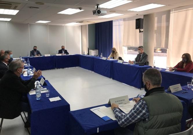 El Govern municipal presenta la proposta de pressupostos ordinaris a la Federació Empresarial de Badalona