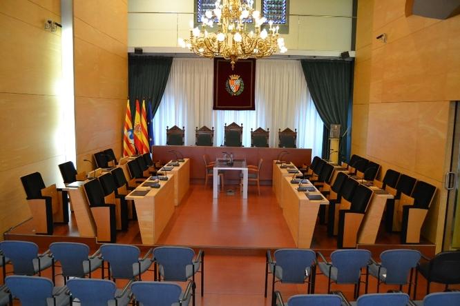 Dimarts 25 de maig, sessió ordinària del Ple de l'Ajuntament de Badalona