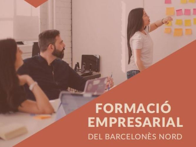 L'Ajuntament de Badalona amb els municipis que conformen el territori de l'Eix Besòs, Sant Adrià de Besòs i Santa Coloma de Gramenet, fan una aposta conjunta per l'edició de programes de formació empresarial