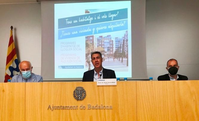 L'Ajuntament de Badalona impulsa una campanya per captar habitatge privat i incorporar-lo als programes de lloguer assequible