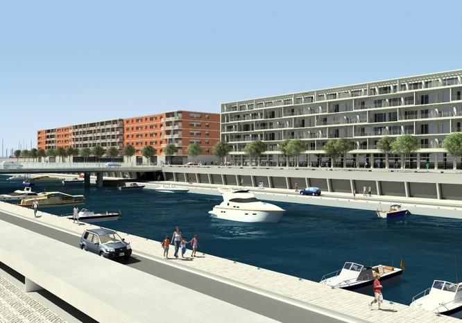 Badalona iniciarà les obres del Canal del Gorg el proper mes d'abril