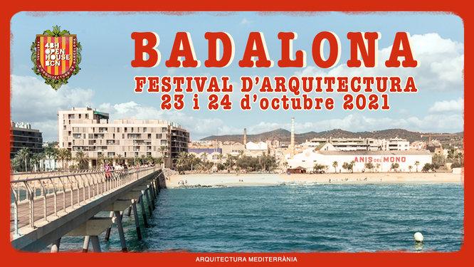 Badalona torna a ser un any més una de les seus del festival d'arquitectura 48h OpenHouse BCN