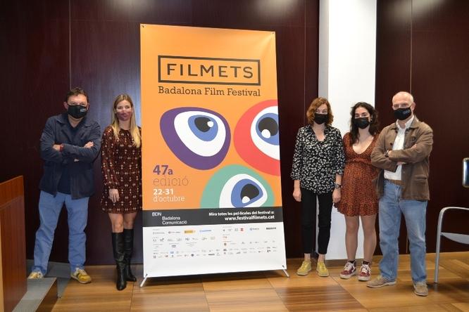 La 47a edició de FILMETS Badalona Film Festival projectarà del 22 al 31 d'octubre 237 curts en la secció oficial