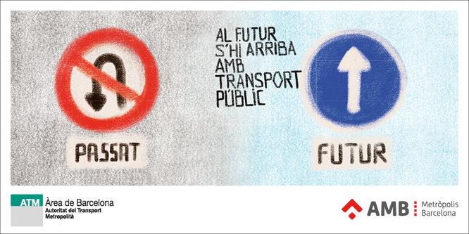 Al futur s'hi arriba amb transport públic
