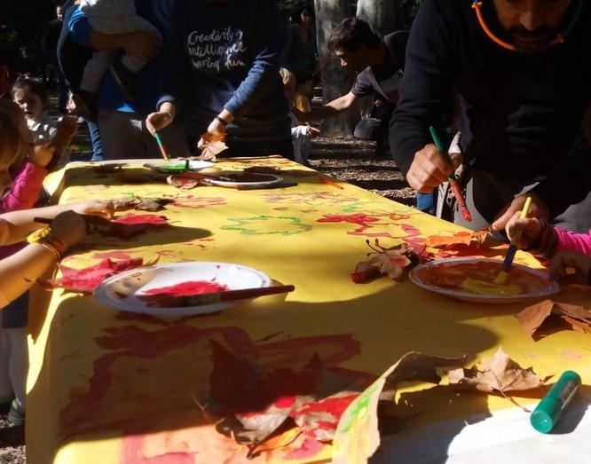 La festa de la castanyada serà la protagonista aquest diumenge de les activitats de la 'Jugatecambiental' al Parc del Torrent de la Font i del Turó de l'Enric