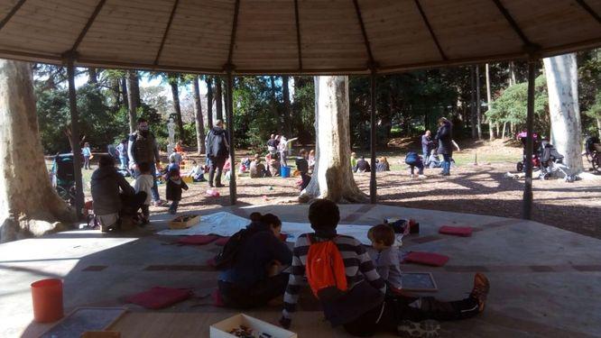 Activitats per aquest diumenge, 4 de novembre, als parcs de Badalona