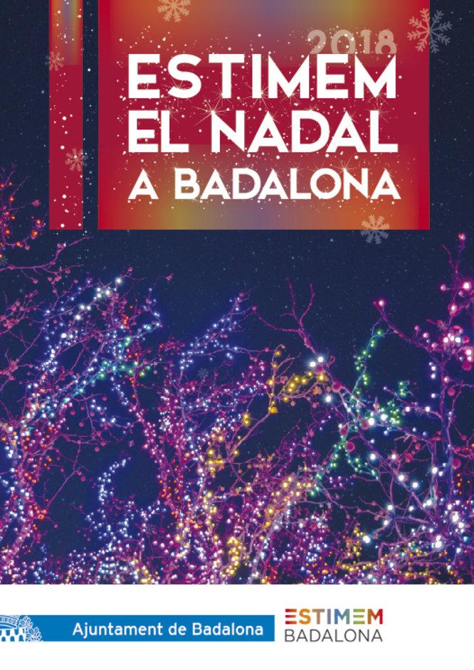 """Badalona es prepara aquest cap de setmana per a dir """"Hola Nadal!"""""""