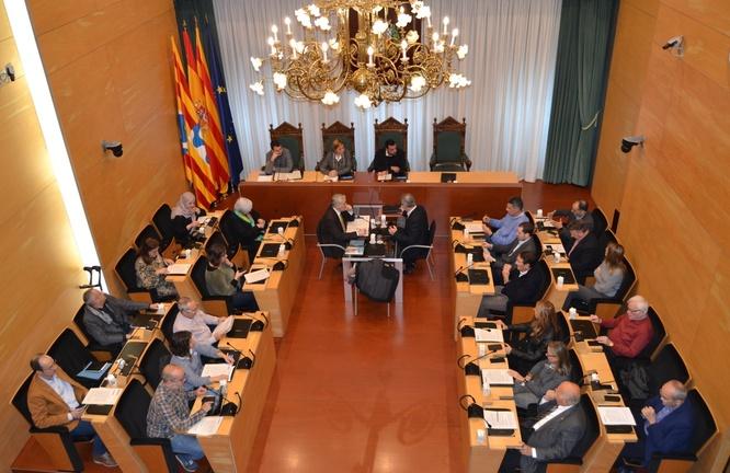 El Ple aprova l'inici de l'expedient per cedir a la Generalitat els terrenys on s'ubicarà el nou edifici de l'Institut Ventura Gassol