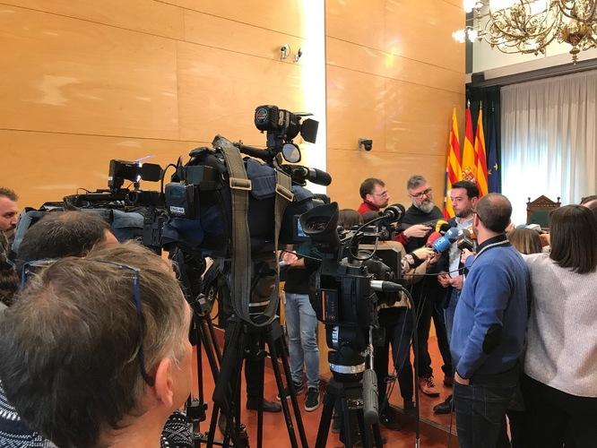 L'alcalde de Badalona, Álex Pastor, convoca per al 23 de gener la Junta Local de Seguretat que abordarà els casos de sobreconsum elèctric