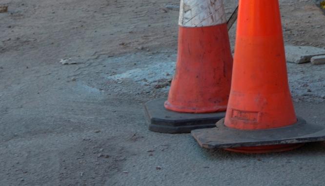 Aquest dilluns comencen les obres de reparació de la calçada de rambla de Sant Joan