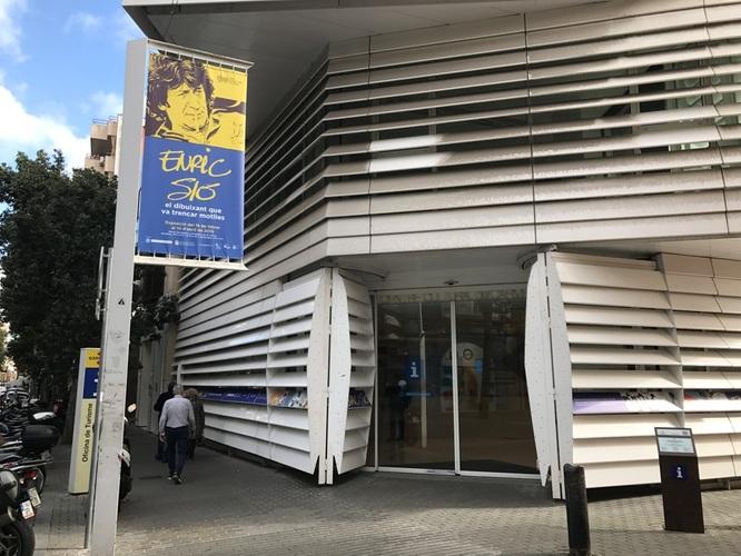 """Demà dimarts s'inaugura al Centre Cultural El Carme de Badalona l'exposició """"Enric Sió, el dibuixant que va trencar motlles"""""""