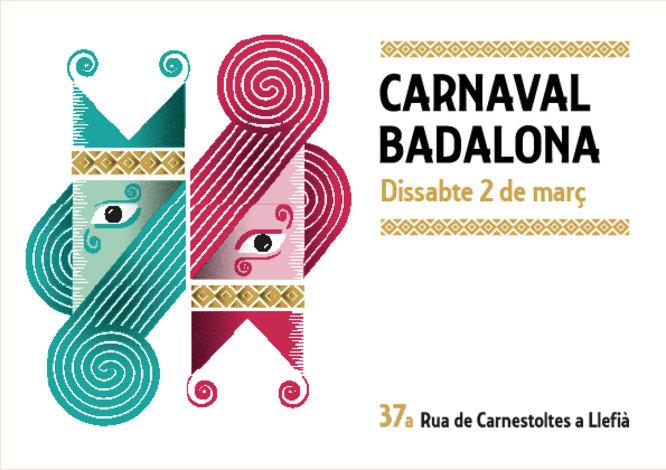 Dissabte 2 de març se celebrarà el Carnaval de Badalona 2019 - 37a Rua de Carnestoltes a Llefià