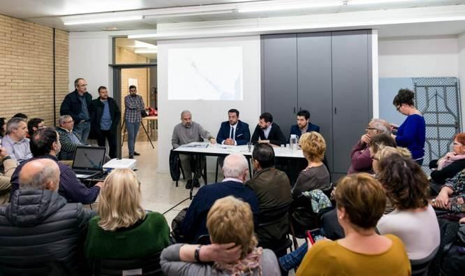 L'Ajuntament de Badalona presenta al veïnat la proposta de remodelació de la plaça President Tarradellas