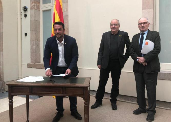 Badalona signa el Pacte contra la segregació escolar impulsat pel Síndic de Greuges