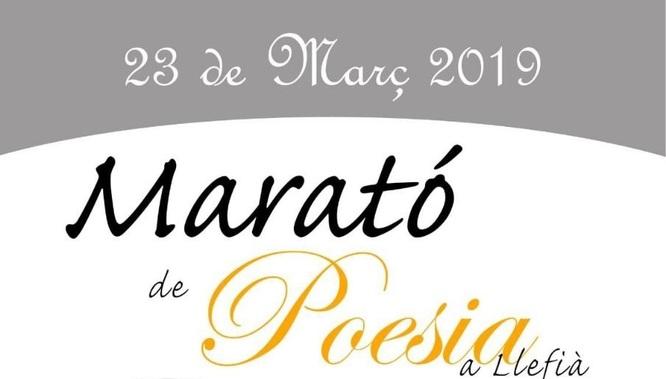 Llefià celebra el Dia Mundial de la Poesia