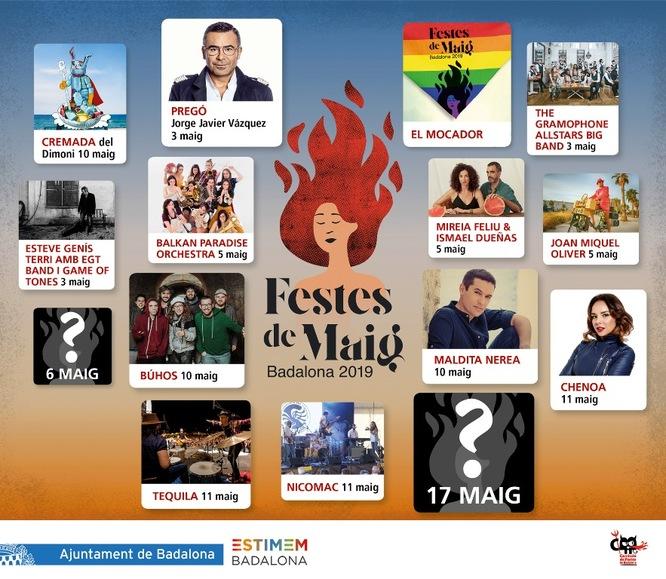 La programació Arts a Ca l'Arnús suma la seva oferta musical al cartell de les Festes de Maig