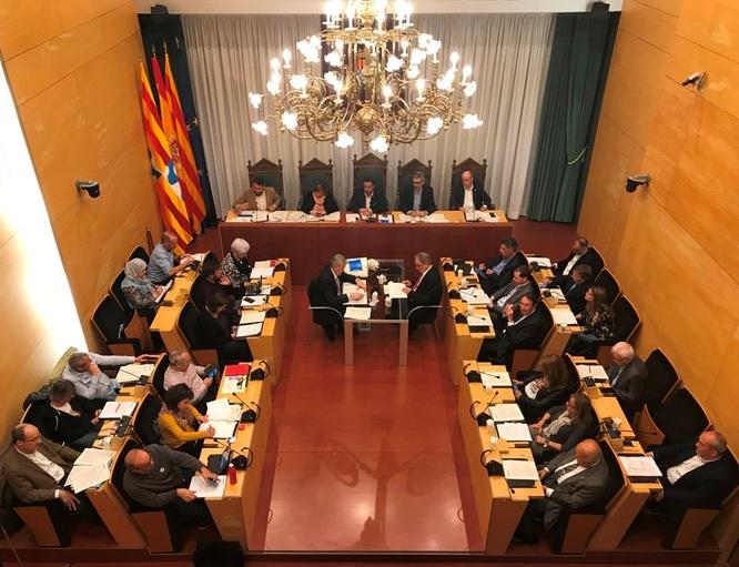 Resum dels acords del Ple de l'Ajuntament de Badalona del 26/03/2019