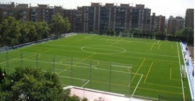 Les instal·lacions d'aigua sanitària del Camp de futbol de Lloreda es tanquen temporalment per presència de legionel·la