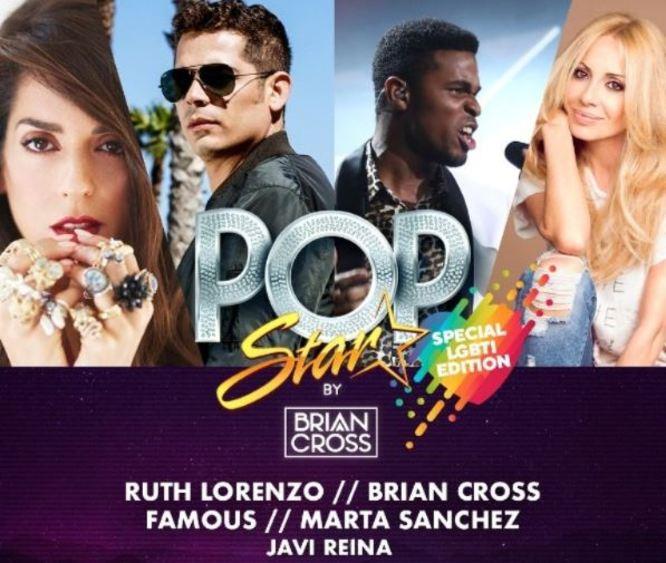 El concert Popstar by Brian Cross LGTBI Edition, la programació de la plaça de la Plana i els correfocs encapçalen la programació de la tercera setmana de les Festes de Maig de Badalona