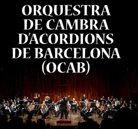 Orquestra de Cambra d'Acordions de Barcelona (OCAB)