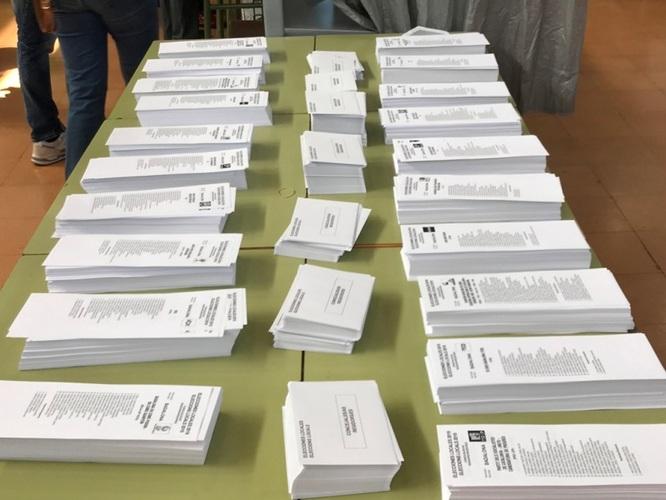 Eleccions Municipals i Eleccions Europees 2019 a Badalona