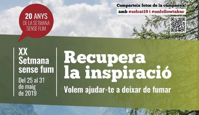 Divendres 31 de maig Badalona celebra la jornada de sensibilització del Dia Mundial Sense Tabac