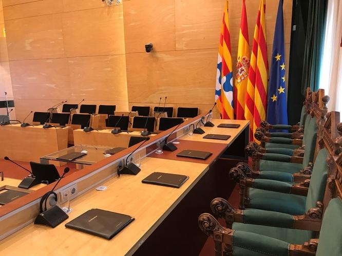 El proper dissabte 15 de juny es constitueix el Ple de l'Ajuntament de Badalona