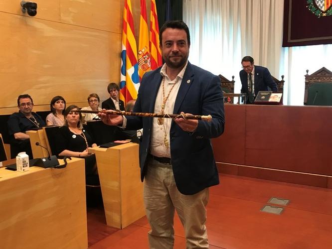 Álex Pastor, reelegit alcalde de Badalona