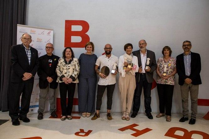 Lliurament dels Premis Literaris Ciutat de Badalona 2019