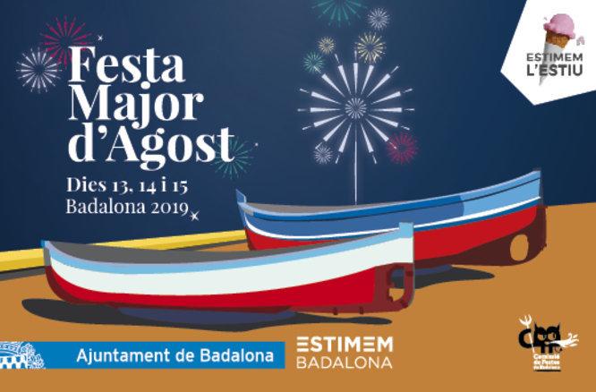 Aquest dimarts comença la Festa Major d'Agost de Badalona