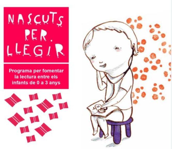 Badalona se suma al programa de promoció de la lectura infantil 'Nascuts per llegir'